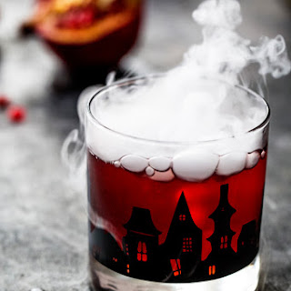 Pomegranate Ginger Punch