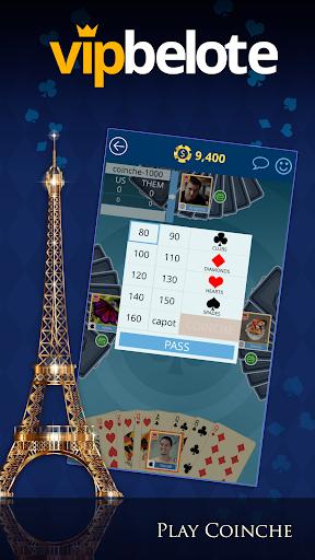 Belote u2665ufe0f VIP Belote online multiplayer free cards  screenshots EasyGameCheats.pro 3