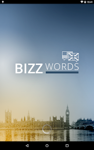 Bizzwords Business English – Vignette de la capture d'écran
