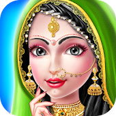 Indian Girl Wedding Salon - Indian Salon Games