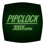 PipClock Zooper Fallout Clocks
