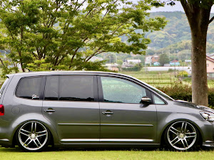 ゴルフトゥーラン 1TCAV 2012MY Comfortlineのカスタム事例画像 けいちゃんさんの2020年04月18日00:45の投稿