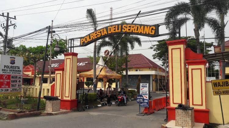 Kepolisian Resort Kota Dili Serdang Raih Peringkat Pertama Oprasi Antik Toba Sejajaran Poldasu