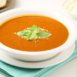 Tomato Capsicum & Red Lentil Soup