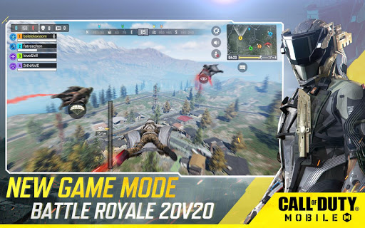Call of Duty®: Mobile - Garena 1.6.10 Cheat screenshots 1