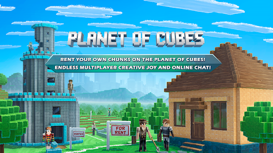 Planet-of-Cubes-Multi-Craft 8