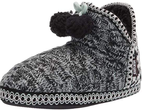 muk slippers gift idea
