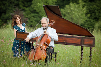 Photo: Barbara Kürstenová a Pavel Verner