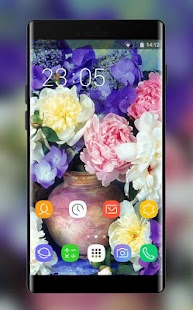 Theme for Swipe 9X Bouquet Wallpaper - náhled