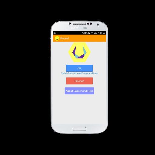 Usaver - 'The Lifesaver App'