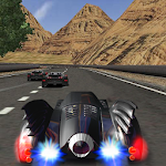 Batmobile Fast Racing Icon