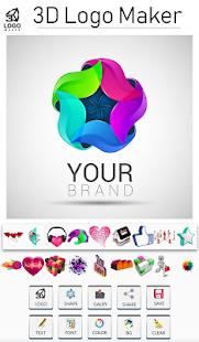 App 3D Logo Maker APK for Windows Phone