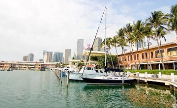 Photo: Miami bayside