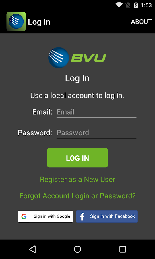 Go.BVU- screenshot