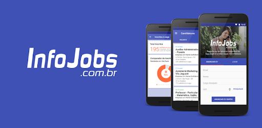 InfoJobs - Vagas de emprego, salários e avaliações captures d'écran