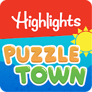 Hidden Pictures Puzzle Town – Kids Learning Games