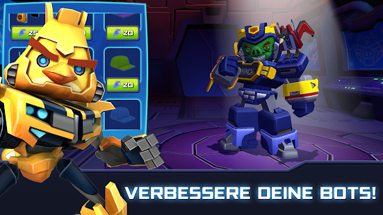 AB Transformers Screenshot