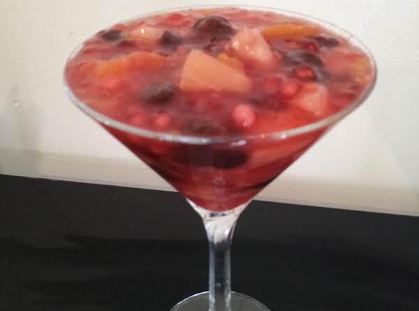 Mor-mor Wallberg's Fruktsoppa (swedish Fruit Soup) Recipe
