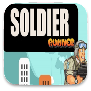 Running Soldier - náhled
