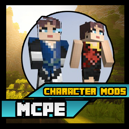 Character Mod For MineCraft PE