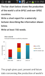 Academic Writing 1 Graph - náhled