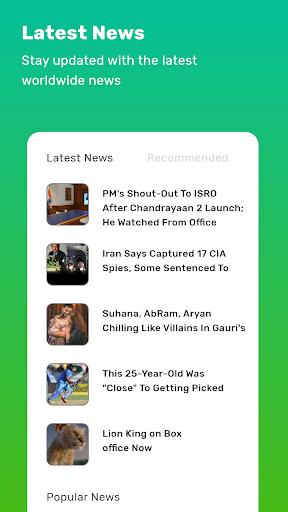 Messenger App for Free Video messages, Video Calls screenshot 6