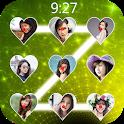 love lock screen icon