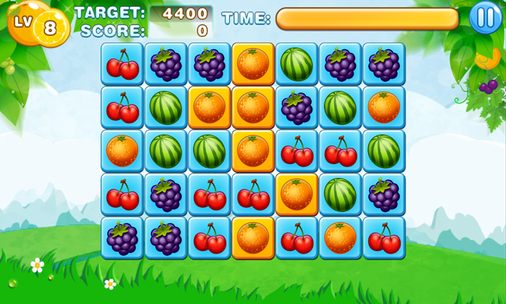 Fruits Break- screenshot