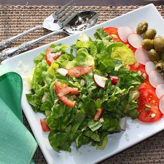 Plant Protein Power Salad.