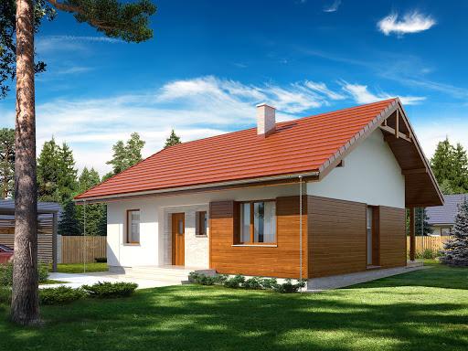 projekt Gaja drewniana