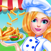 Street Food Restaurant : Cooking Game
