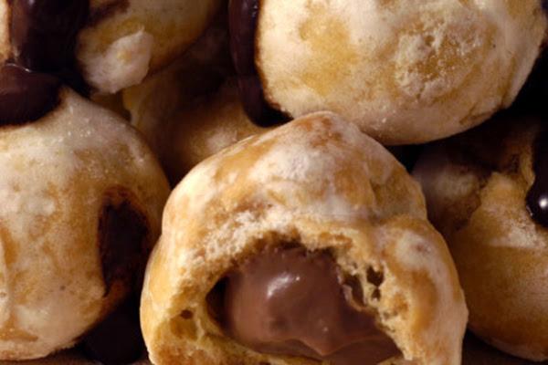 Carolinas de Nutella