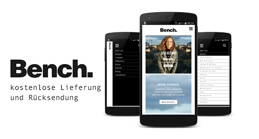 Bench.® Onlineshop