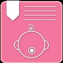 Kido - Baby Diary icon