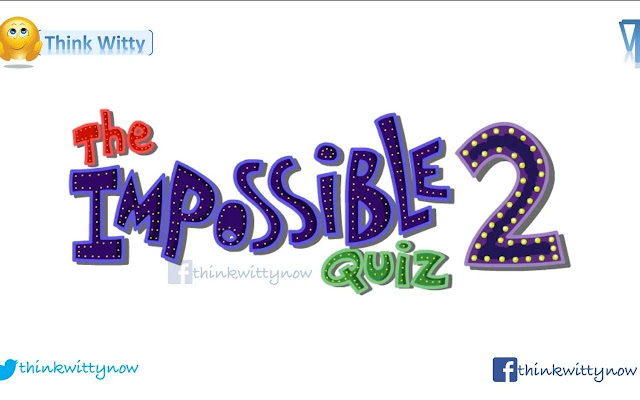 The Impossible Quiz 2 Online Game [Play Now]