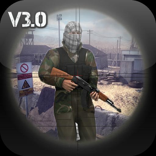 陸軍狙擊手刺客目標3D 動作 App LOGO-APP開箱王