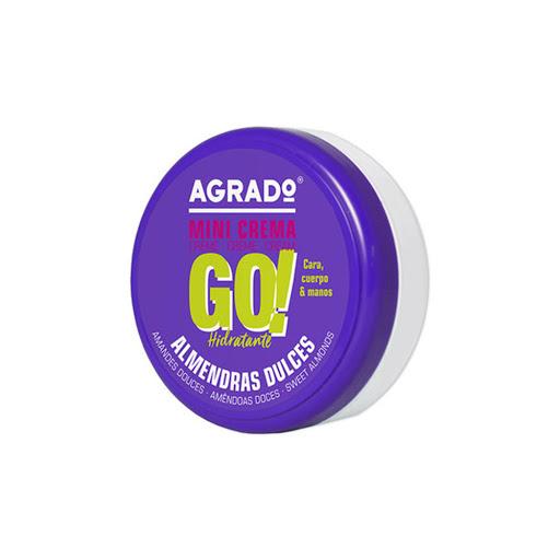 crema hidratante agrado 50 ml