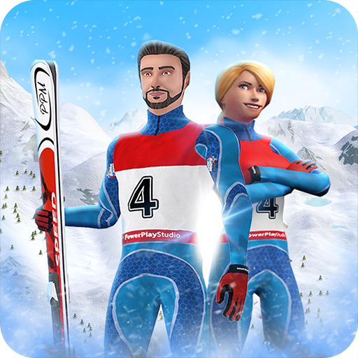 Ski Legends Icon