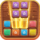 Wooden block puzzle - Wood puzzle game 2019 icon