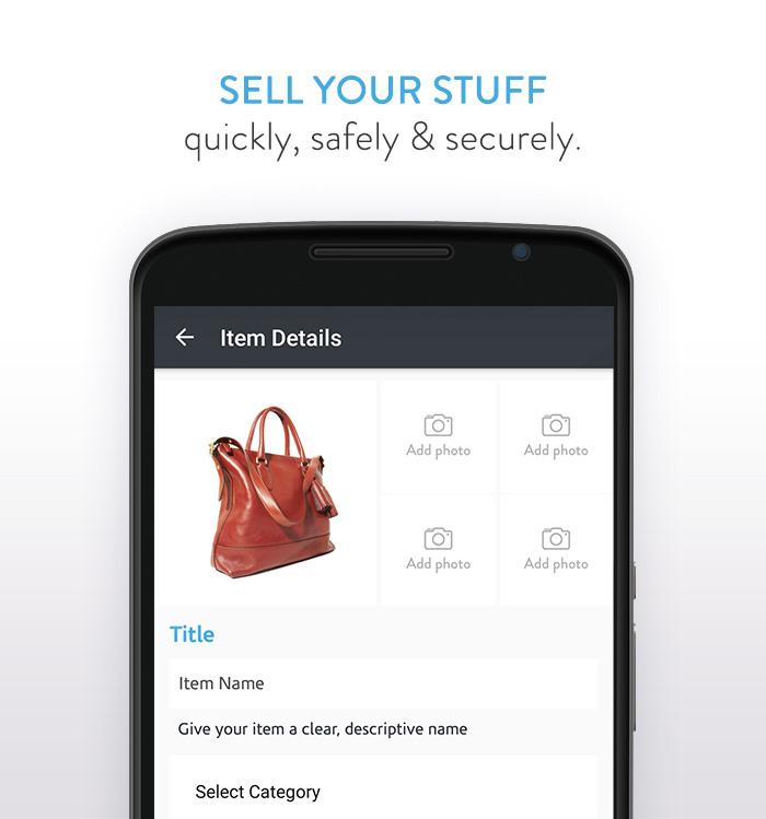 Bountye : Buy & Sell Pre-loved- screenshot