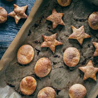 Pie Crust Cookies.