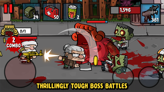 Zombie Age 3 Mod Apk 1.7.7 Latest (Unlimited Money + Ammo) 6