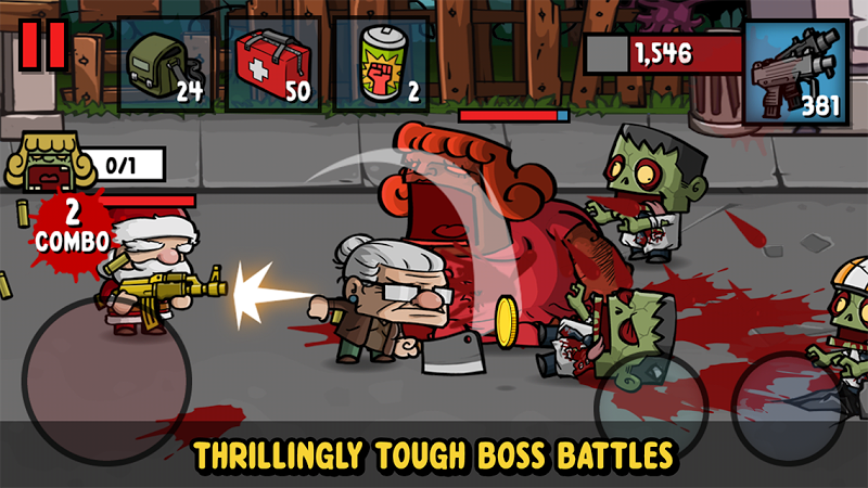 Zombie Age 3: Survival Rules Screenshot 5