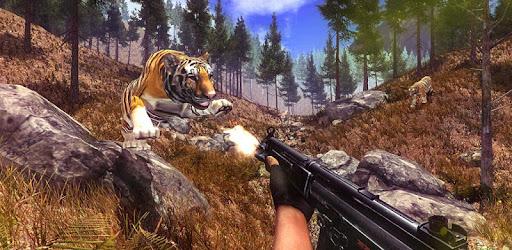 Hello Huntsmen! Let's hunt to become deer sniper hunter in animal hunting game