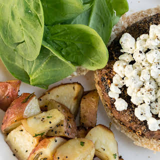 Goat Cheese Burger Recipes.