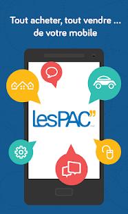 LesPAC Petites annonces Québec - náhled