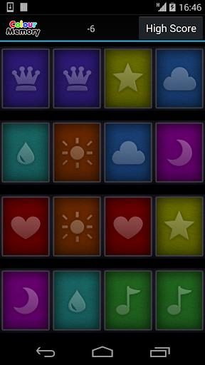 Colour Memory kidoo 1.0 screenshots 1