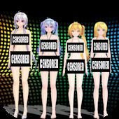 AR Dancer Miku and Friends