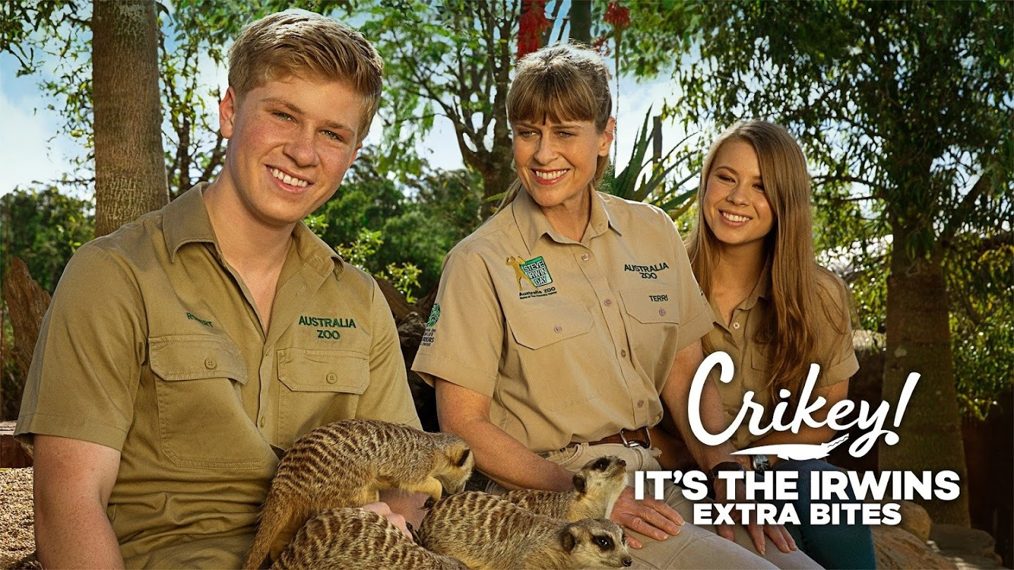 Crikey! It's the Irwins: Extra Bites