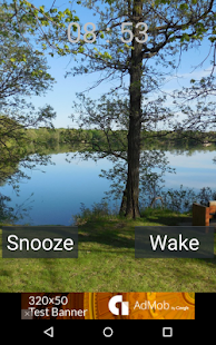 Woodland Alarm Clock- screenshot thumbnail